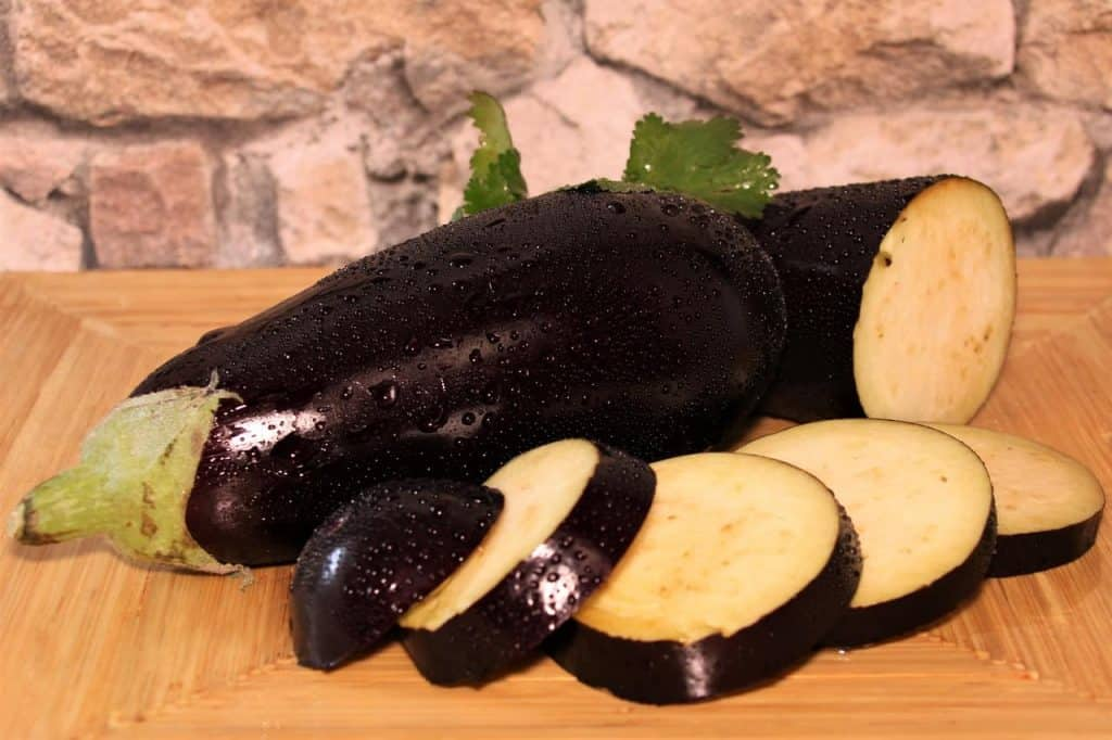 Eggplant Fruit Vegetables Food