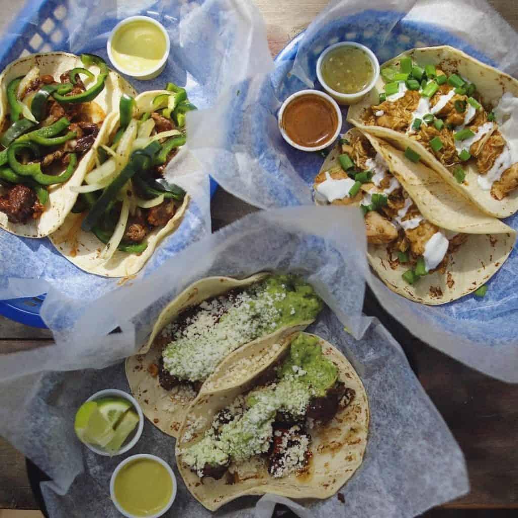 Tacos Tacodeli