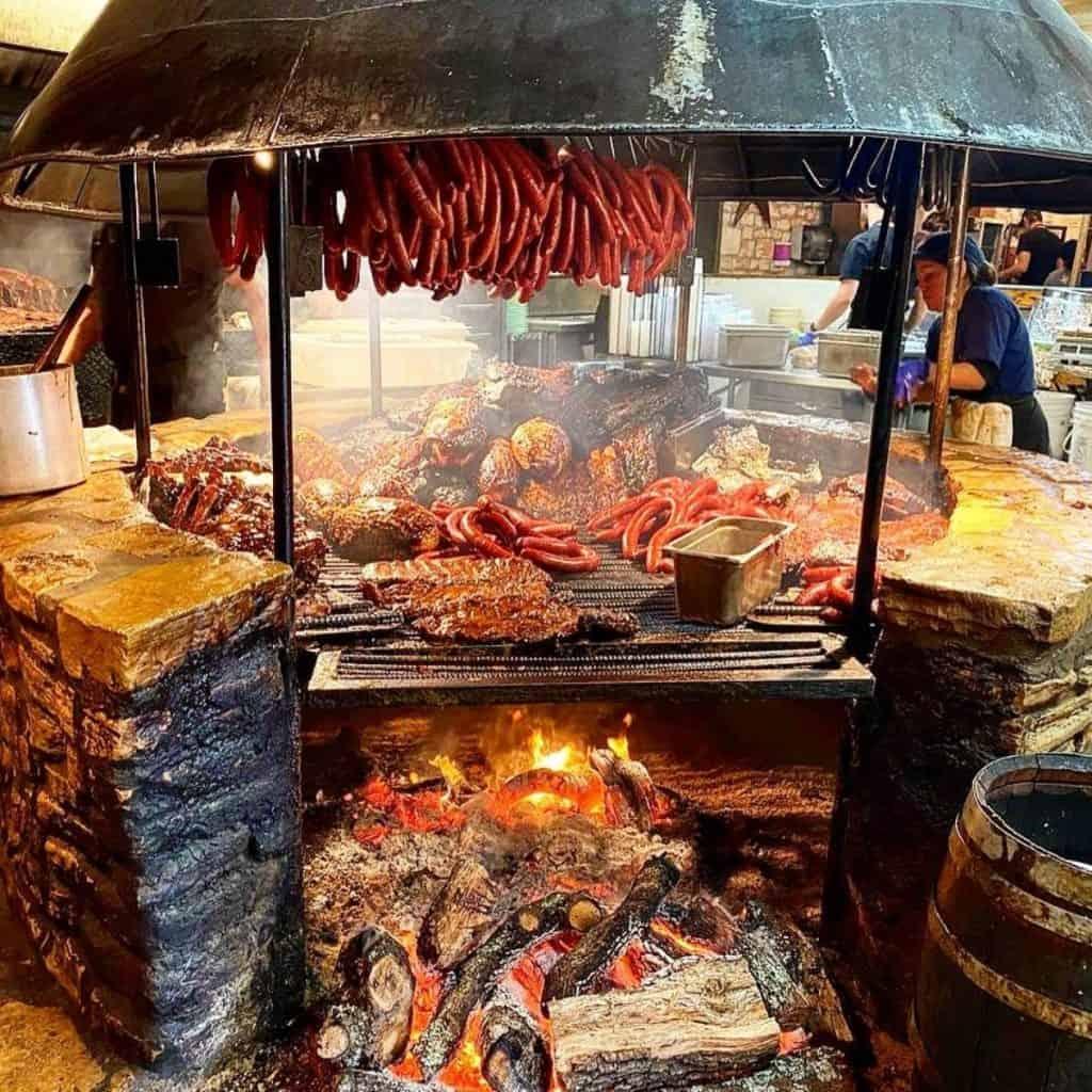 Texas BBQ Salt Lick