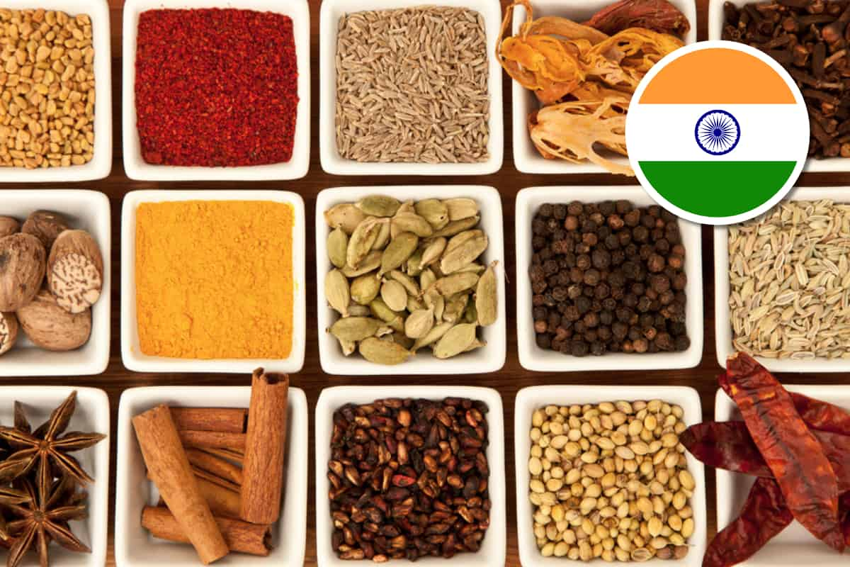 Indian Spices: The Ultimate List of 45 Seasonings