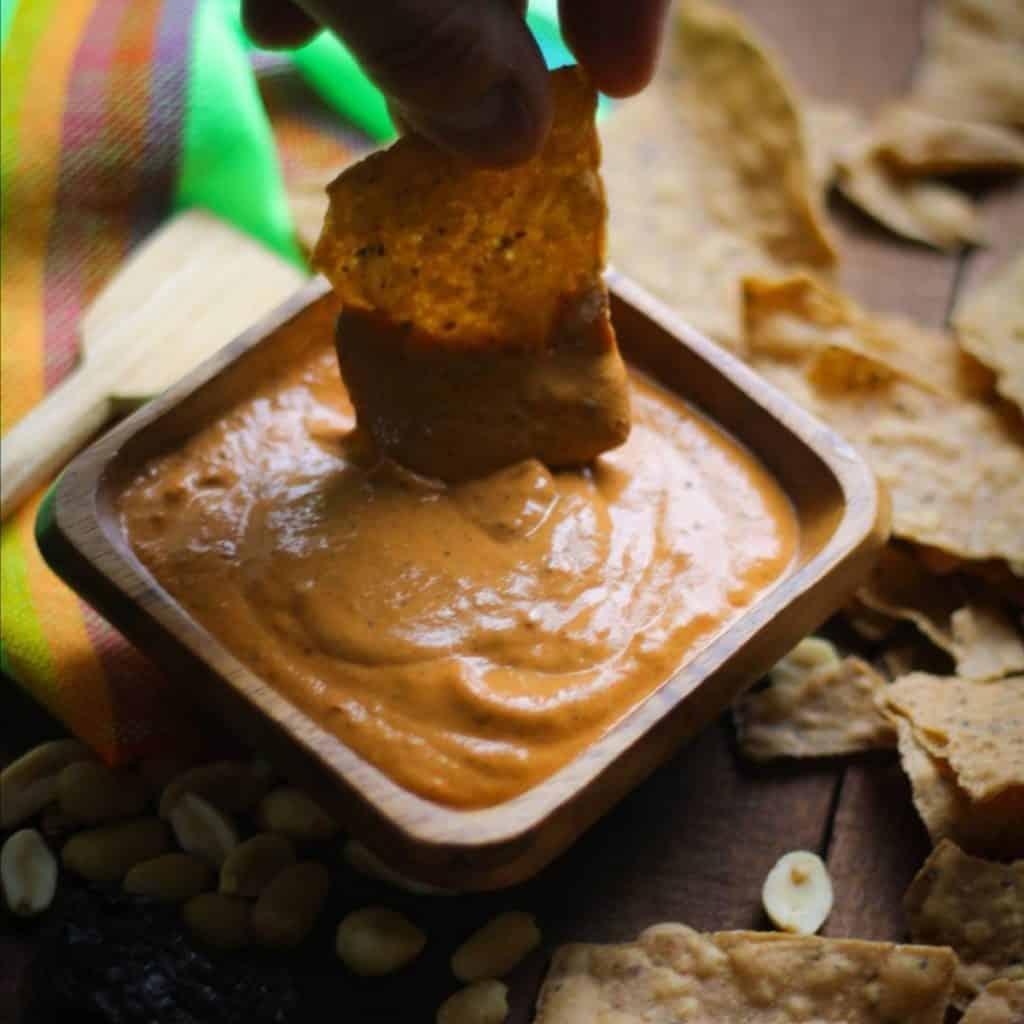 Peanut Salsa