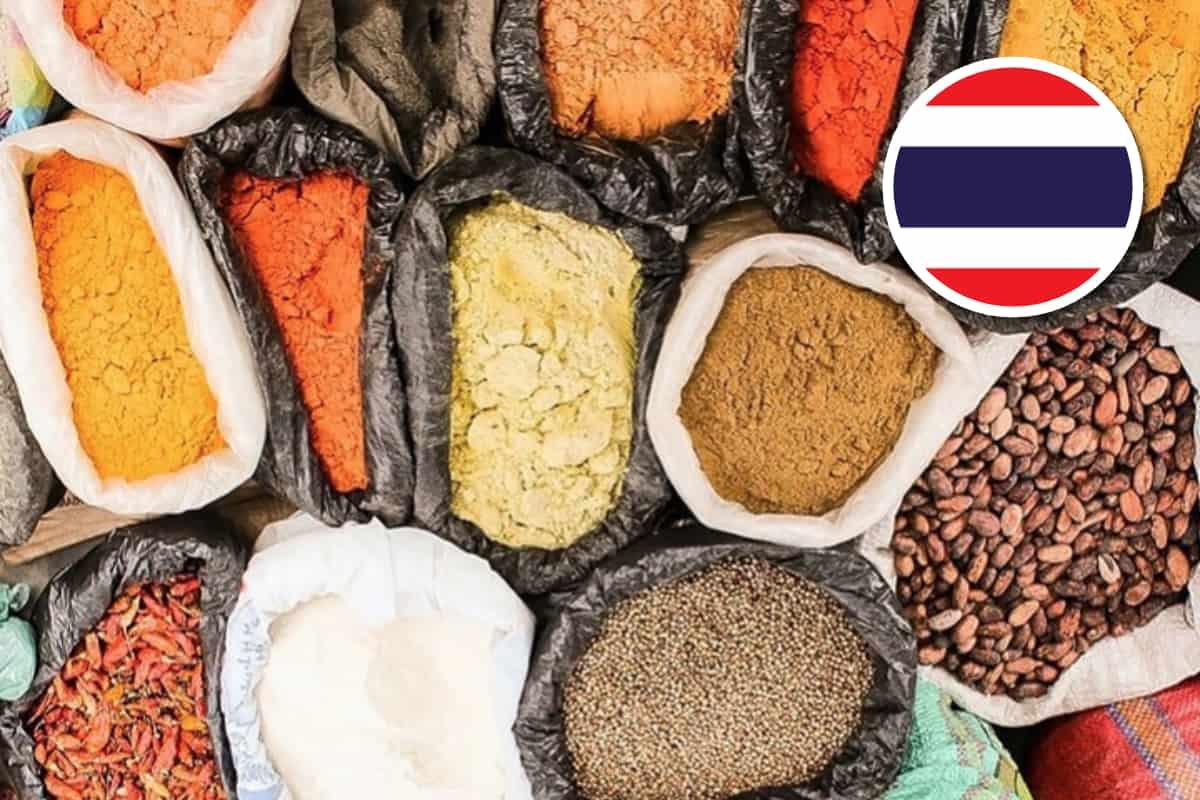 Thai Spices: The Ultimate List of 35 Seasonings