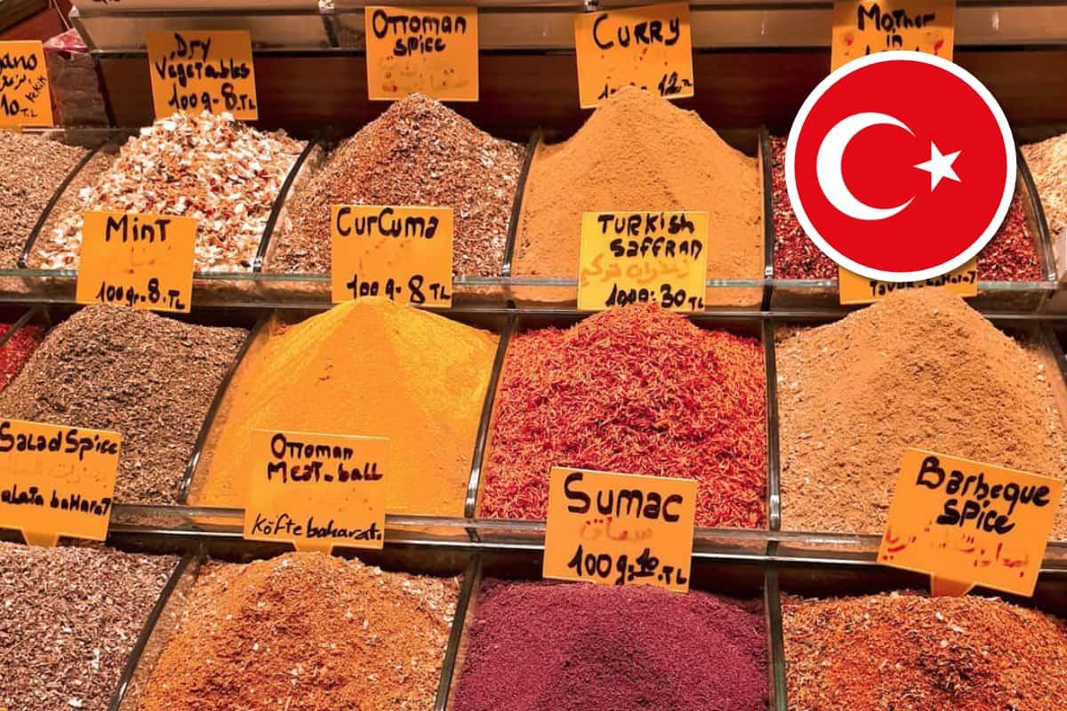 Turkish Spices: The Ultimate List of 42 Seasonings