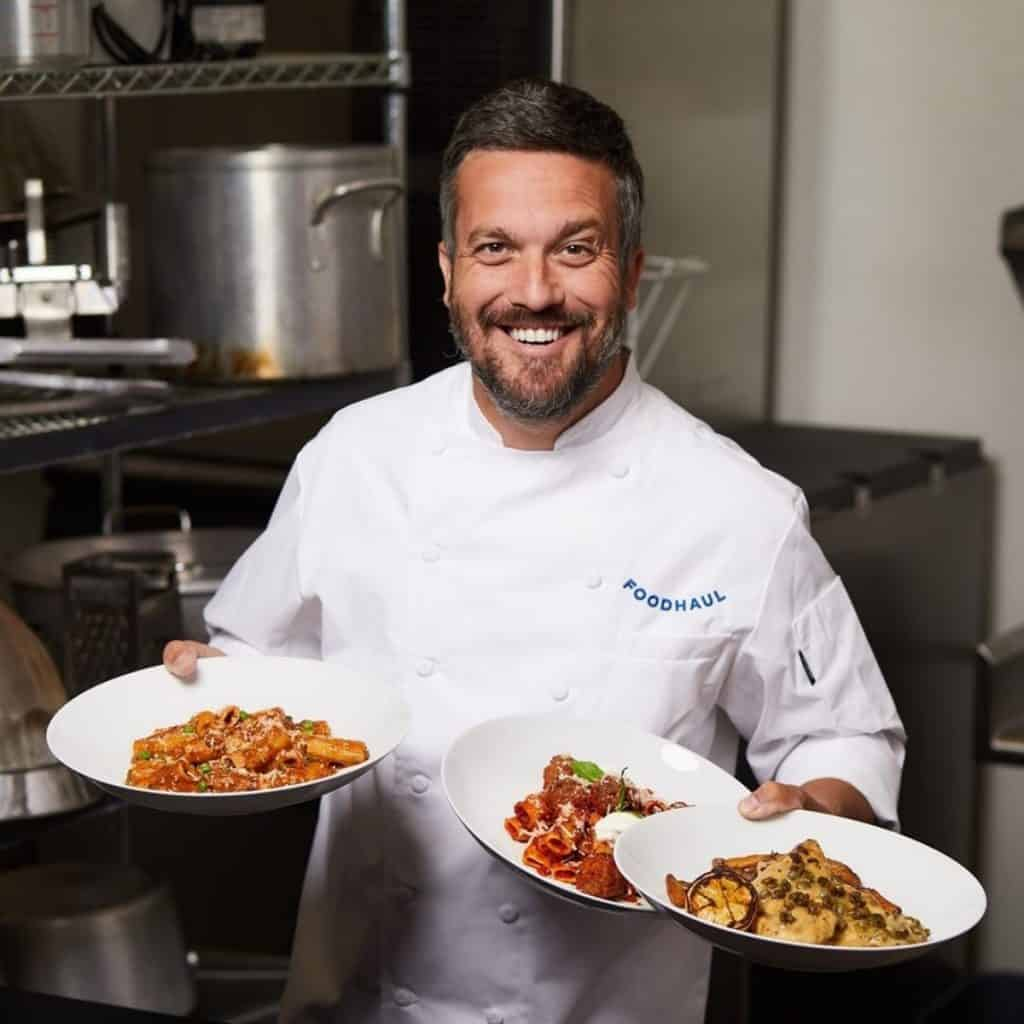 Chef Fabio Viviani
