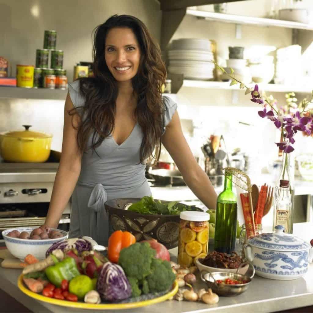 Chef Padma Lakshmi
