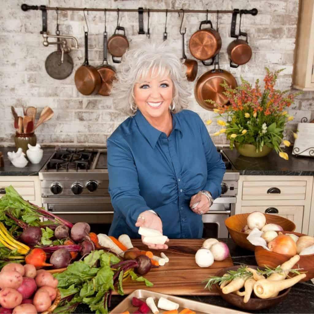 Chef Paula Dean