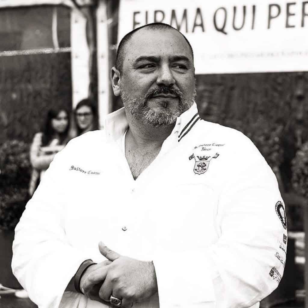 Chef Salvatore Cuomo